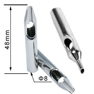 Stainless Stee tattool Tip special new design hollow tip magnum 316L surgical steel tattoo grip tips