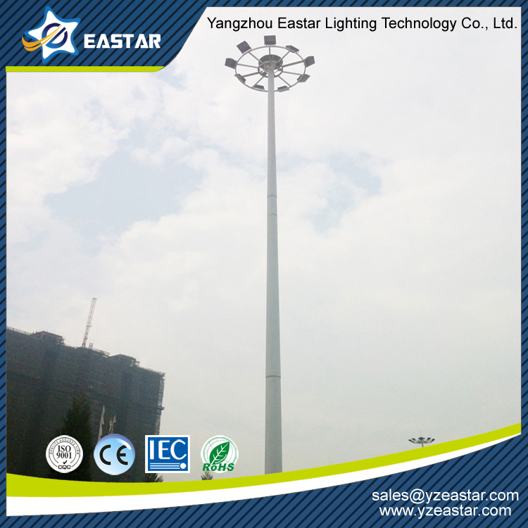 High Mast Lighting High Mast Lighting Suppliers and Manufacturers