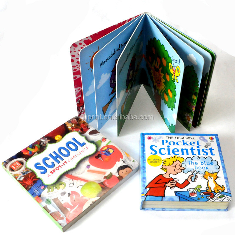 China Shenzhen personalised hot selling beautiful childrens book printing