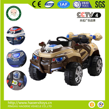new model two seat children battery operated car ride on electric kids car with remote control