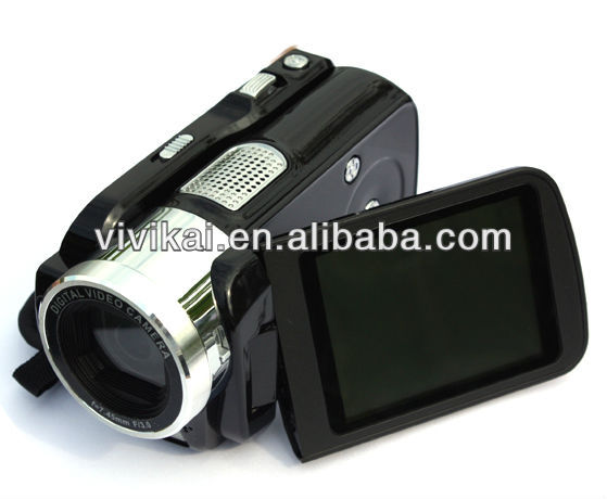 HD camcorder with 12 megapixel and web cam MP3