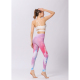 Wholesale New Fashion Printed Ladies High Waist Tight Sport Gym Girls Yoga Leggings Sexy Long Pants