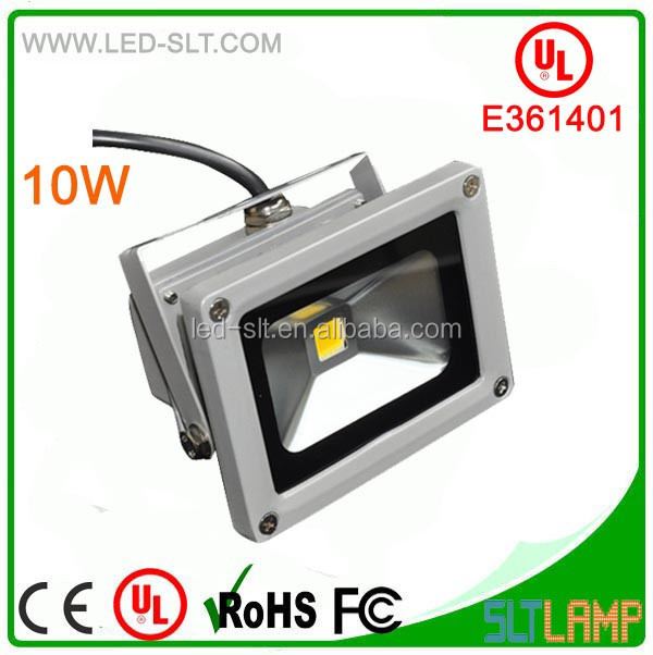 MeanWell driver UL cUL DMX IP65 led floodlight 10w