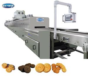 15% Discount Automatic Biscuit Making Machine Price/Hard and Soft Biscuit Production Line
