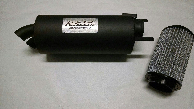 Buy Gse Performance Polaris Sportsman 600 700 800 2004 Fuel Filter Exhaust High Flow Air
