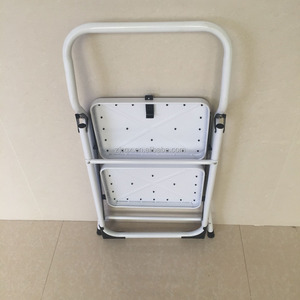 iron board step ladder with ANSI