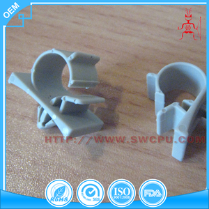 High accuracy and factory price plastic fastener and clips