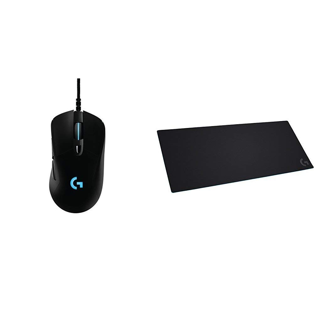 Logitech G240 Cloth Gaming Mouse Pad # 943-000043