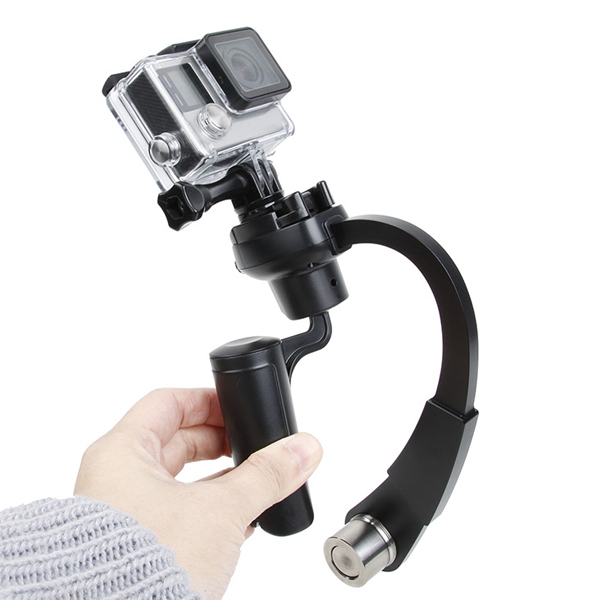 Steady Handheld Video Gimbal Stabilizer Steadicam Curve For GoPro Hero Camera 4