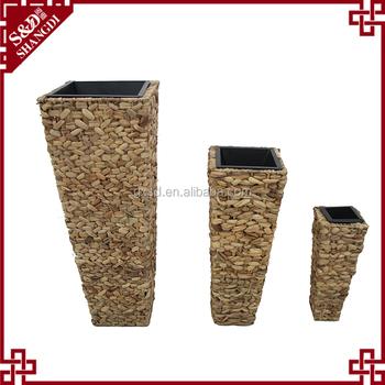 S d china supplier cheapest fancy flowers pot garden ridge for Fancy flower pots
