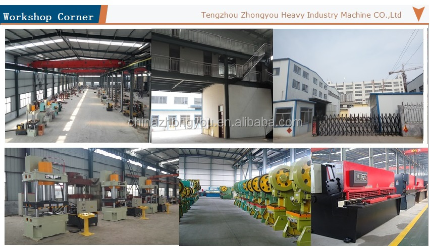 Hydraulic 3D wall tile roof panel making machine