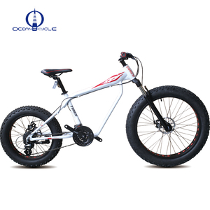 20 26 inch Beach fat bike 24 speed aluminum alloy frame fat tires bikes beach cruiser bicycles