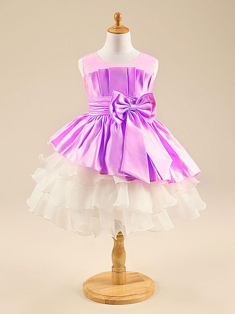 Fancy Girls Party Dresses Girls Tutu Puffy Dress Fancy Children ...