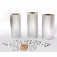 Alu alu aluminum foil tablets pills for pharmaceutical blister packaging