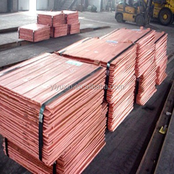 99.99% copper cathode buyers want price from copper cathode super market