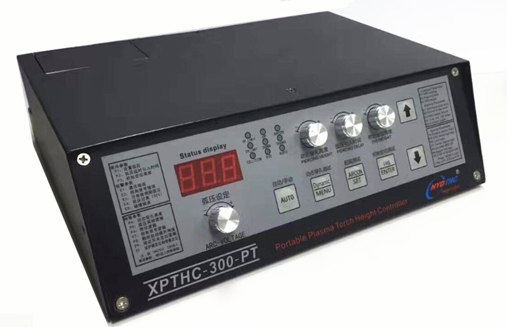 New version Portable300 Arc Voltage Torch Height Controller THC Plasma Height Controller Highly automated tracking
