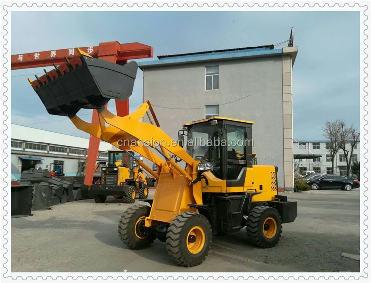 AS912 Brand new 1.2Ton ZL12F compact chinese wheel loader low price