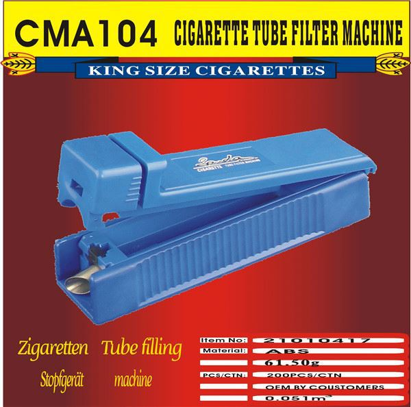 Professional factory supply low price plastic cigarette filter tube machine China wholesale