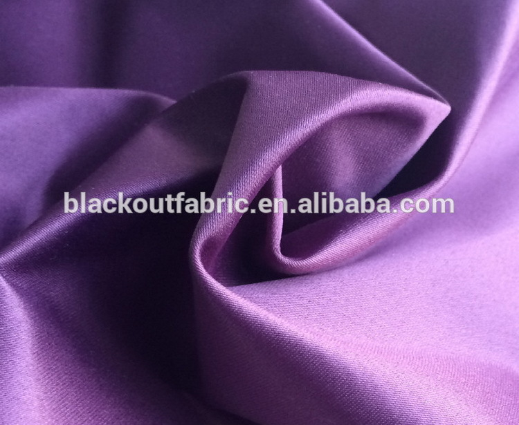 Ming Style 3 Pass FR Quality Blackout Fabric for Hospitality Projects