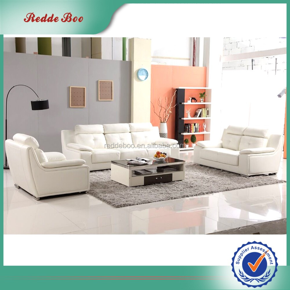 New Design Living Room Sectional Leather Dubai Leather