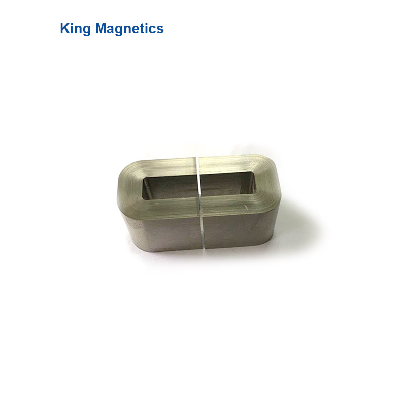 Kmnc-63 High Saturation Nanocrystalline C Cutting Cores For High Frequency  Pulse Audio Transformers - Buy Nanocrystalline Core,Pulse Transformers,High