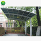 Trade Assurance Metal Double Carport Canopy Garages Car Shelter