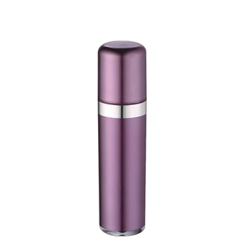 New Empty Skin Care Cream Lotion Purple  Acrylic Cosmetic Bottle Packaging Lotion  Acrylic Bottles