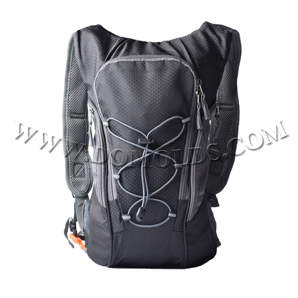 TOP QUALITY Custom best-Selling solar backpack with watter bladder