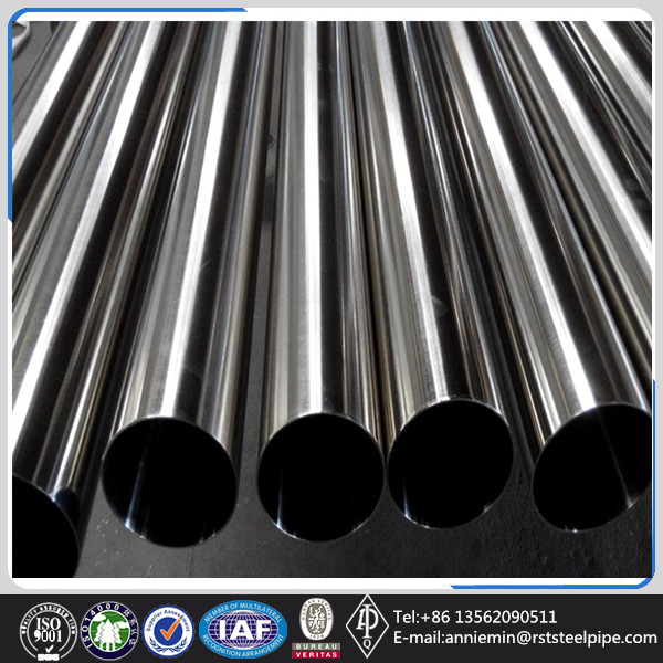 Professional Factory wholesale Price ASTM SS304 Stainless Steel Pipe in petroleum&chemical industrial