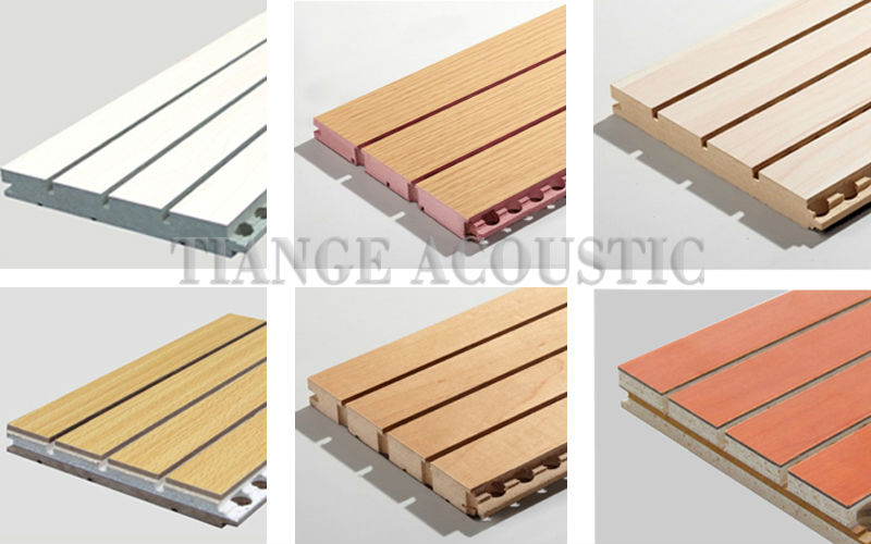 Interior wall paneling wood veneer grooved soundproof board buy interior wall paneling - Interior insulating materials ...