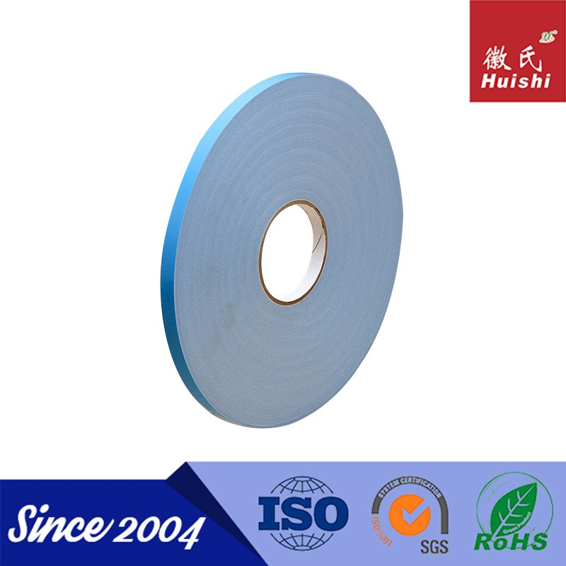 Heat Resistant PE Foam Double Sided Tape/1mm thick foam tape for Advertisment