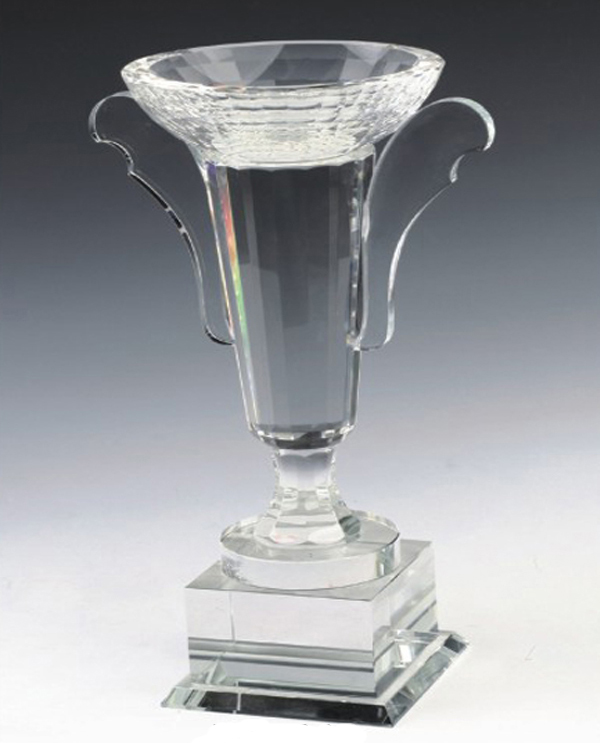 Acrylic Trophy Crystal Glass For Sales