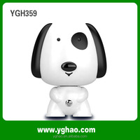 YGH359 Toch Speaking lamp, Dog shaped led lamps for home