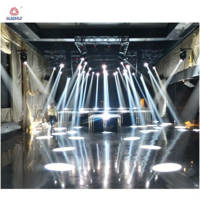 290 concert podium truss verlichting aluminium verlichting podium truss systeem truss podium verlichting set