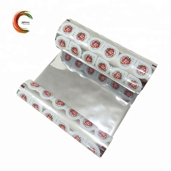 Jelly packaging cup sealing film with best price