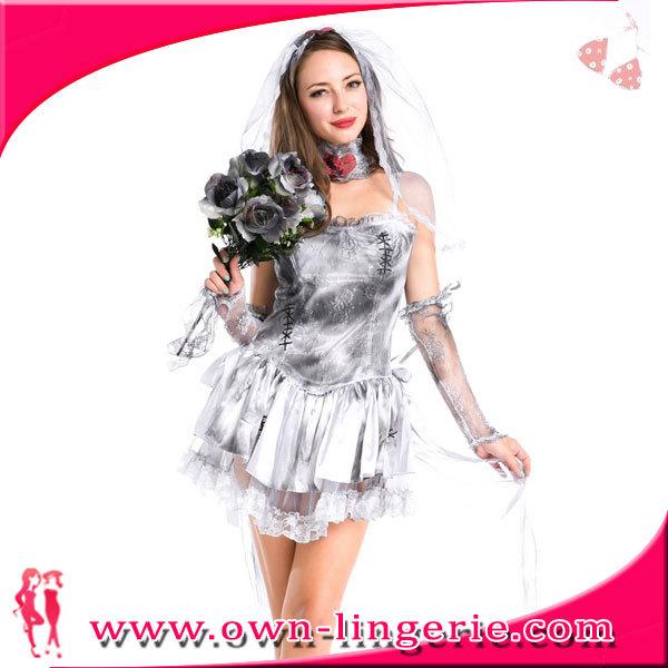 Halloween costumes wedding dresses discount wedding dresses for Cheap wedding dress costume