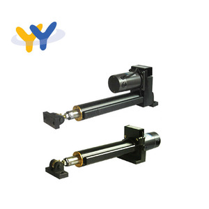 Different types small engine hoist electric hydraulic cylinder