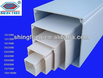 Electrical Wiring Trough - Buy Pvc Electrical Wiring Trough,Pvc Wire on