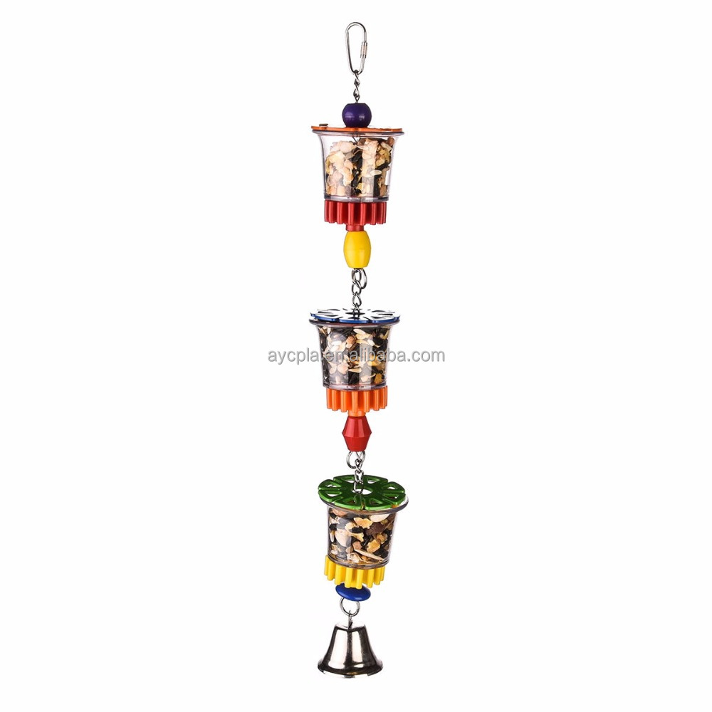 Cheers Foraging Parrot Bird Toy
