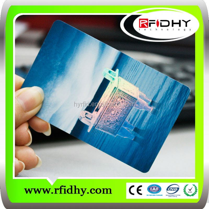 125khz contactless id card m1 contactless smart card
