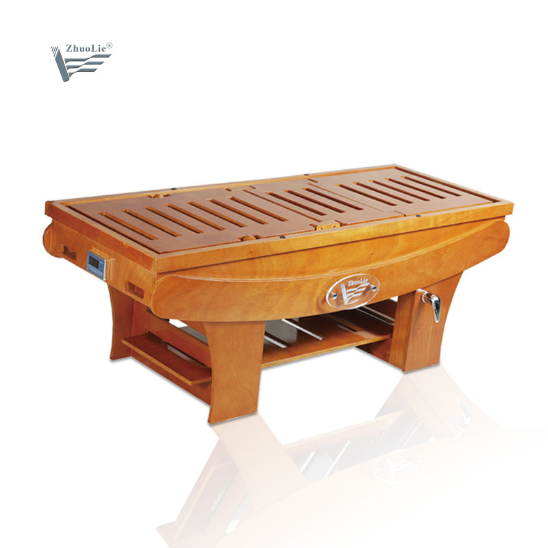 Commercial Spa Furniture Heating massage Table