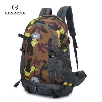7a7c7ca38fb9 Stylish Lightweight Waterproof 420D Ripstop Nylon Sports Outdoor Travel  Hiking Military Bagpack