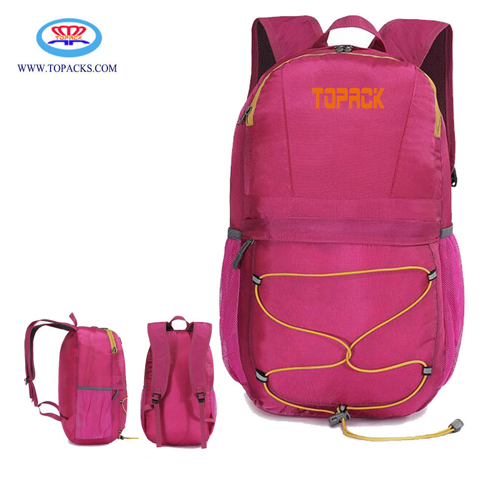 Modern design sports portable backpack from China famous supplier