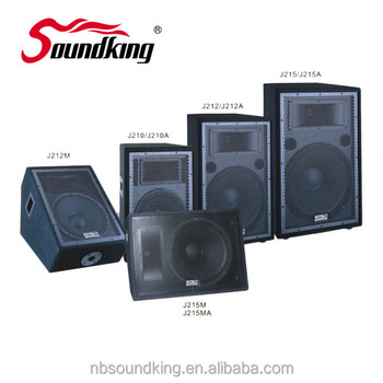 J series High Acoustics Prodessional Plastic Speaker System