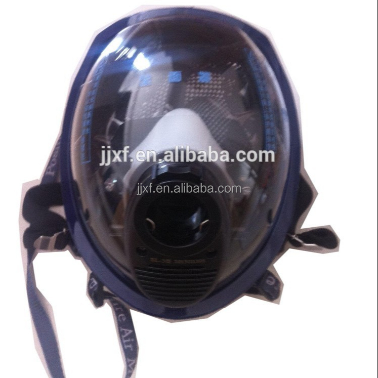 electronic respirator mask
