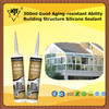 300ml Good Aging-resistant Ability Building Structure Silicone Sealant