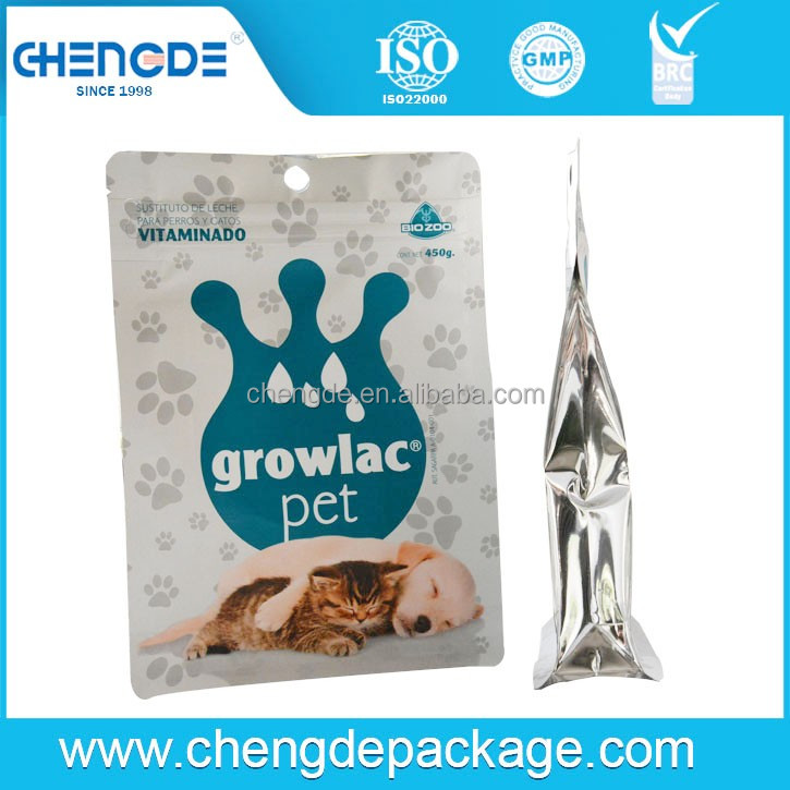 High Quaility pet food packaging bag