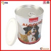 pet food tin box for dog