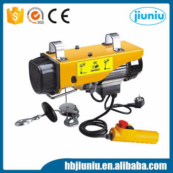 PA Type Portable Mini Electric Wire Rope_350x350 pa type portable mini electric wire rope motor lift pulling  at soozxer.org