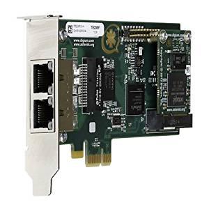 DIGIUM, INC. 1TE235F / 1TE235F - Two (2) Span Digital T1/E1/J1/PRI PCI-Express x1